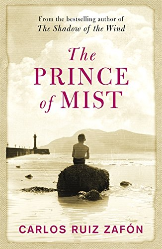 The Prince Of Mist por Carlos Ruiz Zafon