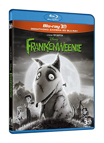 Frankenweenie [Blu-Ray]+[Blu-Ray 3D] [Region B] (IMPORT) (Nessuna versione italiana)