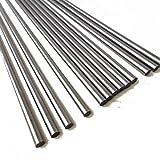 Stahlschaft Metallstangen DIY Achse für Baumodellmaterial, GYJZ707, 2MM