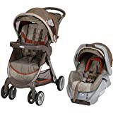 Graco FastAction Fold Classic Connect Travel System, Forecaster
