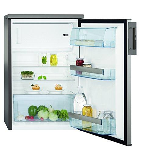 Preisvergleich Produktbild AEG SANTO S71440TSX0 Freistehender Kühlschrank / A++ / 134 kWh / Jahr / 137 Liter / 38 dB / Edelstahl