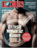 Focus 27 2018 Die beste Medizin für Männer Zeitschrift Magazin Einzelheft Heft