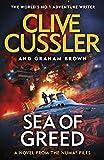 Sea of Greed: NUMA Files #16 (The NUMA Files)
