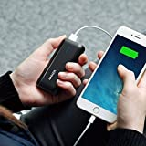 Anker Power Bank Astro E1 5200mAh Ultra Compact Portable Charger External Battery with PowerIQ Technology for iPhone, iPad, Samsung, Nexus, HTC, Huawei and More (Black) Bild 5