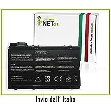 Batteria per P55-3S4400-S1S5   3S4400-C1S5-05   3S4400-G1S2-05 da 10.8/11.1V 5200mAh compatibile con Pc Fujitsu Amilo Xi2428, Xi2550, Pi2530, Pi2540, Pi2550, Xi2428, Xi2528