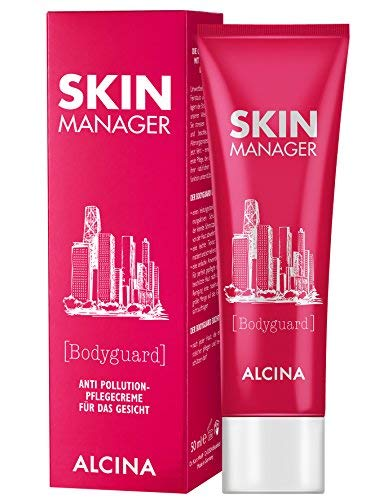 ALCINA Skin Manager Bodyguard, 1 x 50 ml - Anti-Pollution Pflegecreme für das Gesicht -