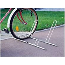 Mottez - Soporte para bicicletas sobre suelo