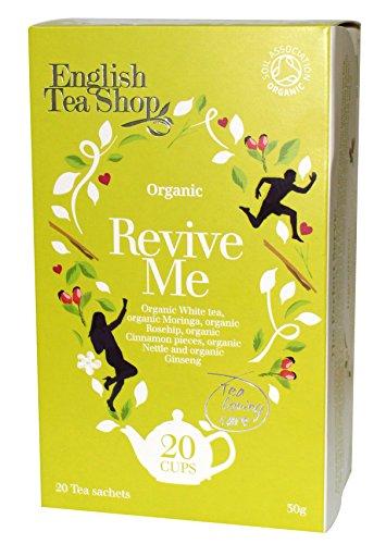 English Tea Shop – Revive Me, BIO Wellness-Tee, 20 Teebeutel