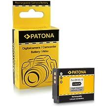Bateria EN-EL12 para Nikon CoolPix AW100 | AW110 | P300 | P310 | P330 | S31 | S70 | S710 | S610 | S610c | S620 | S630 | S640 | S800c | S1000pj | S6100 | S6300 | S6400 | S8000 | S8100 | S9100 | S9200