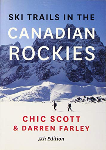Ski Trails in the Canadian Rockies -