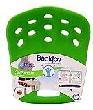 BackJoy Posture+ Lime orthopädisches Sitzkissen, Keilkissen, Sitzhilfe, Sitzschale