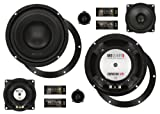 "VW Golf V MK5 20cm 8"" 3-Way Custom Fit Component Speakers MB Quart QM200.3 GOLF V"