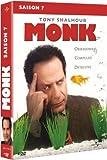 Monk, saison 7 - Coffret 4 DVD