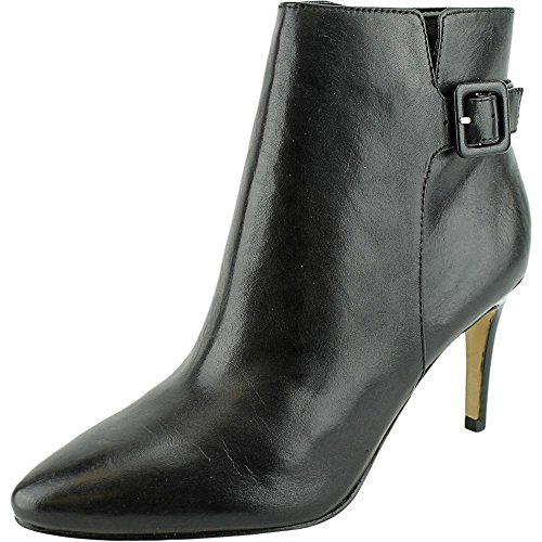 Marc Fisher Tailynn Cuir Bottine Black