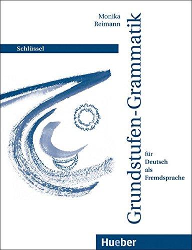 Grammatica di base della lingua tedesca. Per la Scuola media.