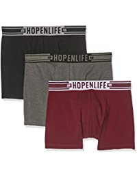 Hope'N Life Usafis, Boxer Homme