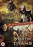 Clash Of The Titans/Wrath Of The Titans [Blu-ray] [Region Free]