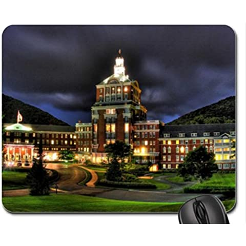 The_Homestead_Resort Mouse Pad, Mousepad (Lighthouses Mouse Pad)