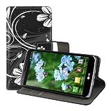 kwmobile Hülle für LG G2 Mini - Wallet Case Handy