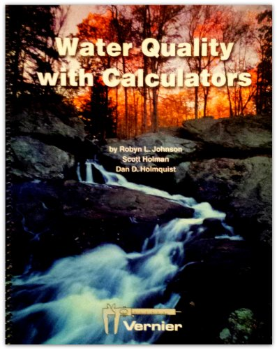 Water quality with calculators Vernier Software