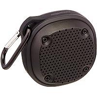 AmazonBasics - Mini-Bluetooth-Lautsprecher, kabellos, stoß- und wasserfest