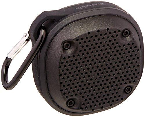Preisvergleich Produktbild AmazonBasics - Mini-Bluetooth-Lautsprecher, kabellos, stoß- und wasserfest