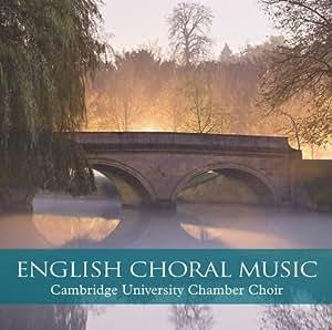 Musique chorale anglaise. Choeur de Cambridge.