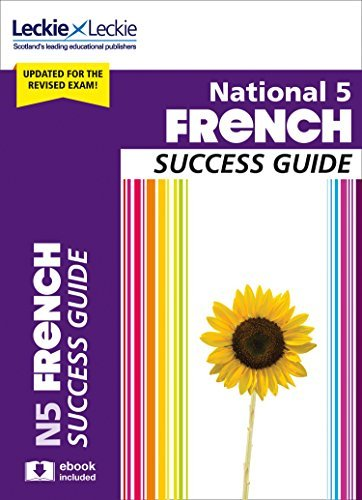 National 5 French Success Guide (Success Guide)