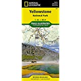 Yellowstone National Park: National Geographic Trails Illustrated National Parks: NG.NP.201 (Ti - National Parks)