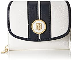Tommy Hilfiger Ivy S Womens Wallet (White)