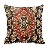 Fedso Vintage Orient Teppich Überwurf Kissen Fall 45,7x 45,7cm Zoll