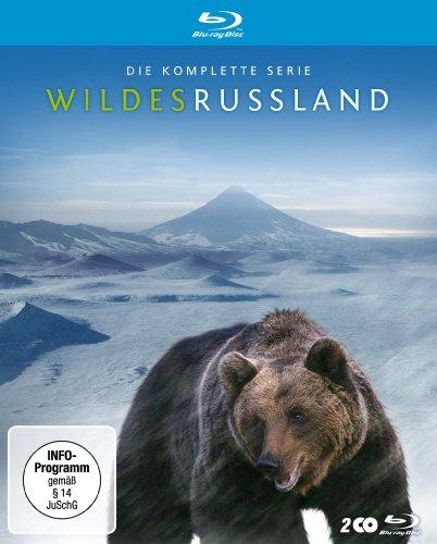 Wildes Russland - Die komplette Serie [Blu-ray] - Partnerlink