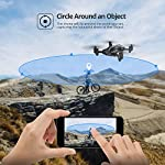 Holy Stone HS165 GPS Drone with 2K HD Camera for Adults, Foldable Drone for Beginners, FPV RC Quadcopter with GPS Return Home, Follow Me, Altitude Hold and 5G WiFi Transmission Live Video 14