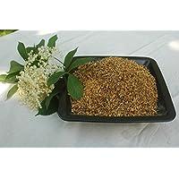 Naturix24 – Holunderblüten gerebelt – 250 g Beutel