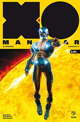 X-O Manowar 14 (Valiant - XO Manowar) por Matt Kindt