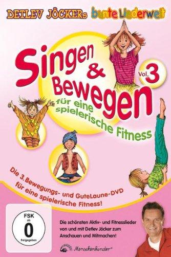 Detlev Jöcker - Singen & Bewegen, Vol. 3