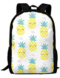 f69c7409ee5825 HOJJP Most Durable Lightweight Water Resistant College School Computer Bag  One Size - Aloha Cute…