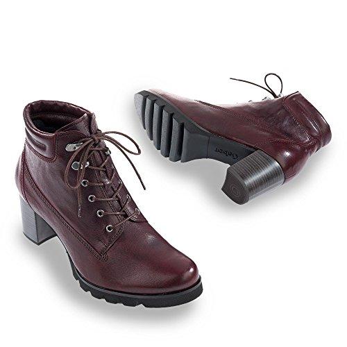 Femme Chaussures Bottines – Dans Gabor Sale Pour Rouge wxPIYHHq