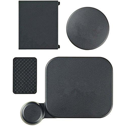 TOOGOO (R) Funda de proteccion y la lente de camara la bateria puerta