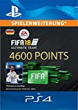 FIFA 18 Ultimate Team - 4600 FIFA Points | PS4 Download Code - deutsches Konto Bild
