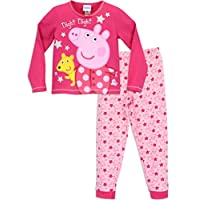 Peppa Pig Girls Night Night Pyjama Age 3 to 4 Years Pink
