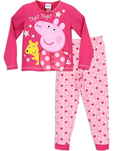 Peppa Pig Girls Night Night Pyja...