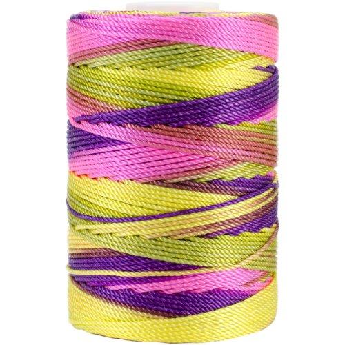Iris BR Pstl mx-crochet Nylon 18, Acryl, mehrfarbig