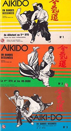 L'aikido en bandes dessinées par Nguyen ngoc my