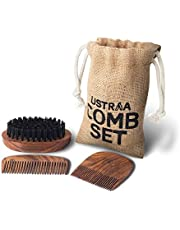 Ustraa Beard Comb Set (Set of 3)