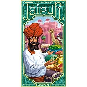 Asmodee – Jaipur, juego de mesa (JA01ML)