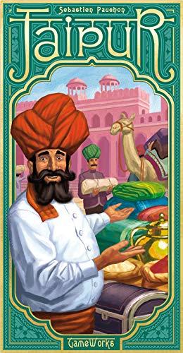 Asmodee Jaipur,  juego de mesa JA01ML