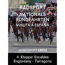 Radsport: 72. Vuelta a España 2017 - 4. Etappe: Escaldes Engordany - Tarragona