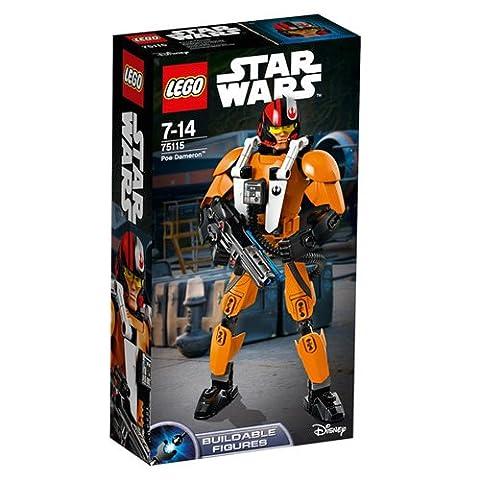 LEGO Star Wars - 75115 - Poe Dameron, 0116