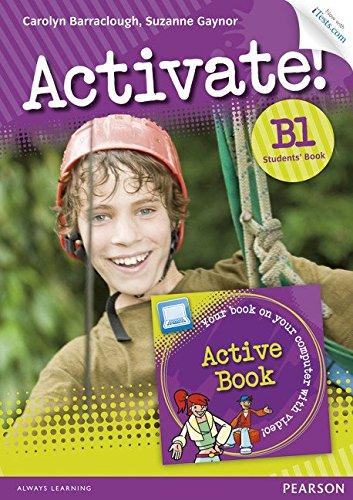 Activate! B1 Students' Book with Access Code and Active Book Pack